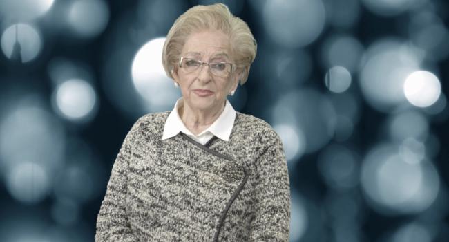 Amelia Rodríguez - Presidenta de Unión Cívica Provincial de Consumidores y Amas de Hogar - UNAE-Burgos - Una gota de agua una gota de vida