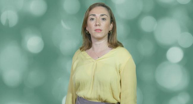 María González Corral, Decana del Colegio de Ingenieros de Caminos Canales y Puertos de Castilla y León